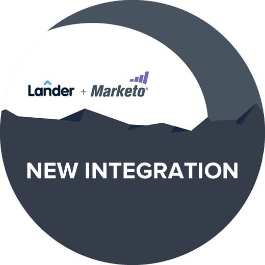 New Integration With Marketo