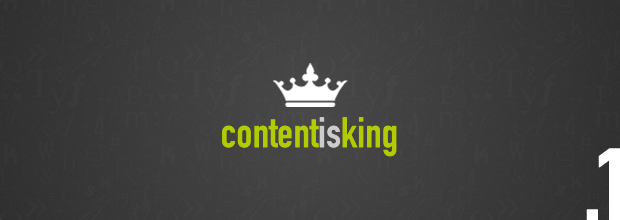 SEO Tips: Content is king