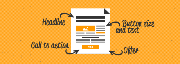 Call to action Offer Headline Conversion Sales