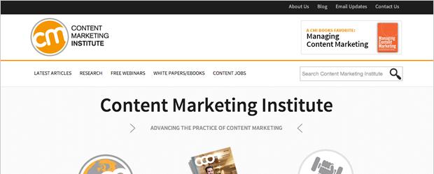 The Content Marketing Institute Blog