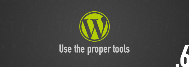 SEO Tips: Use the Proper Tools