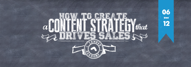 Lander Academy How to Create a Content Strategy That Drives Sales