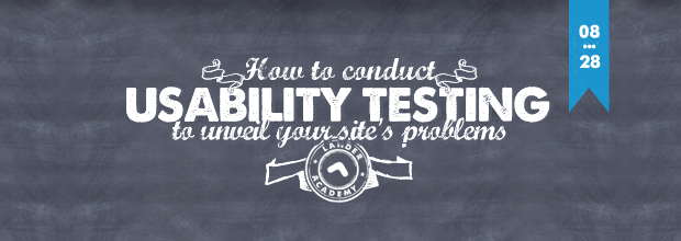 Lander Academy: How to conduct Usability Testing to unveil your site's problems