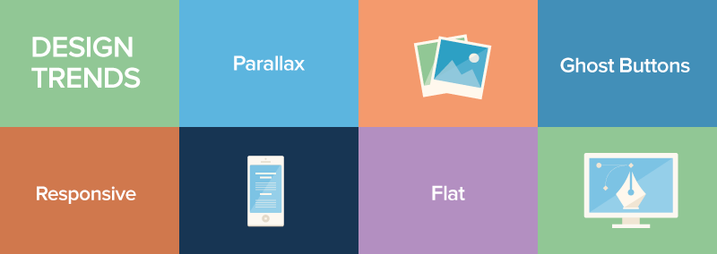 8 Web Design Trends for this 2015