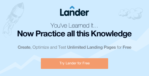 Create, Optimize and Test unlimited Landing Pages for Free