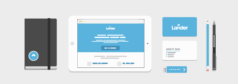 How To Give Your Landing Page Personality With Branding