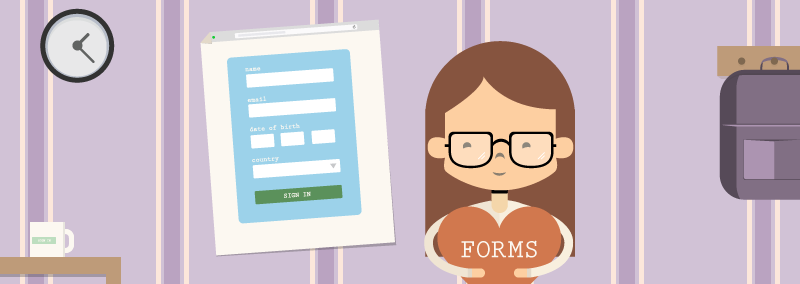Minding Form UX: Designing Web Forms that the Brain Loves