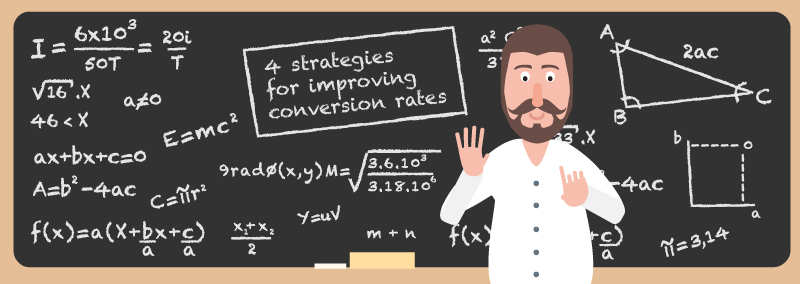4 Strategies for Improving Conversion Rates