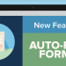 New Feature: Auto-Fill Forms