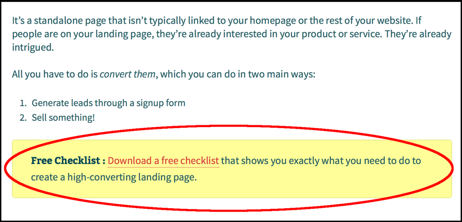 Boost Your Landing Page Conversion Rate With These 8 Lead Magnets