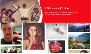 coke user generated content social media
