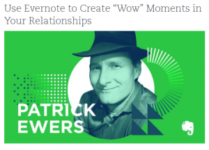 Evernote User Generated Content Twitter Card