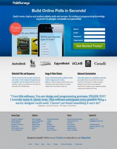 5 Greatest & Inspiring Landing Pages Samples