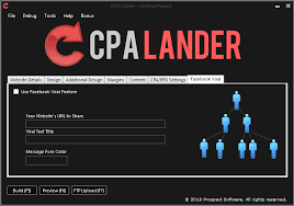CPA Landing Page