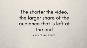 content marketing videos