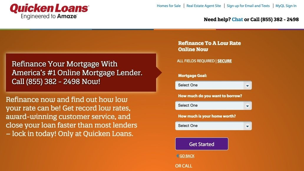 mortgage landing page best practices for high conversions lander blog