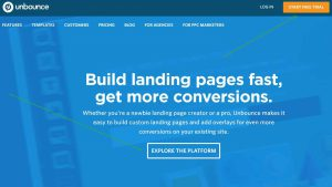 Infomercial Landing Pages