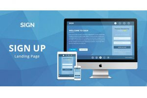 Squeeze Page Design