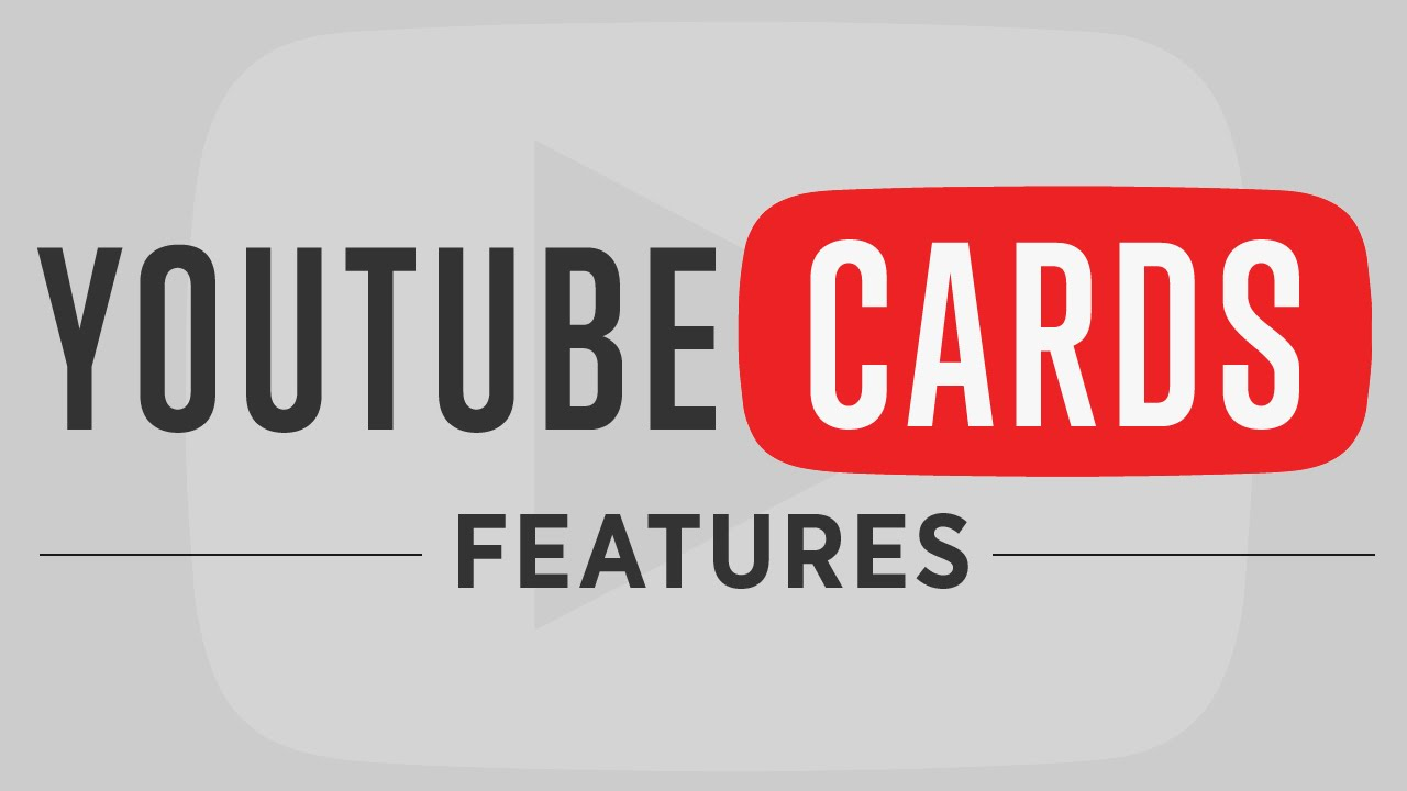 YouTube Cards