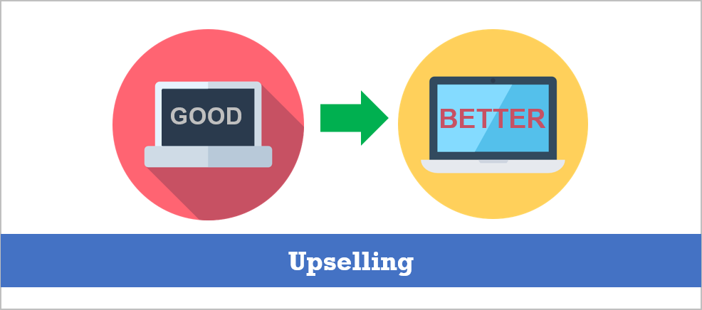 Upsell Landing Page