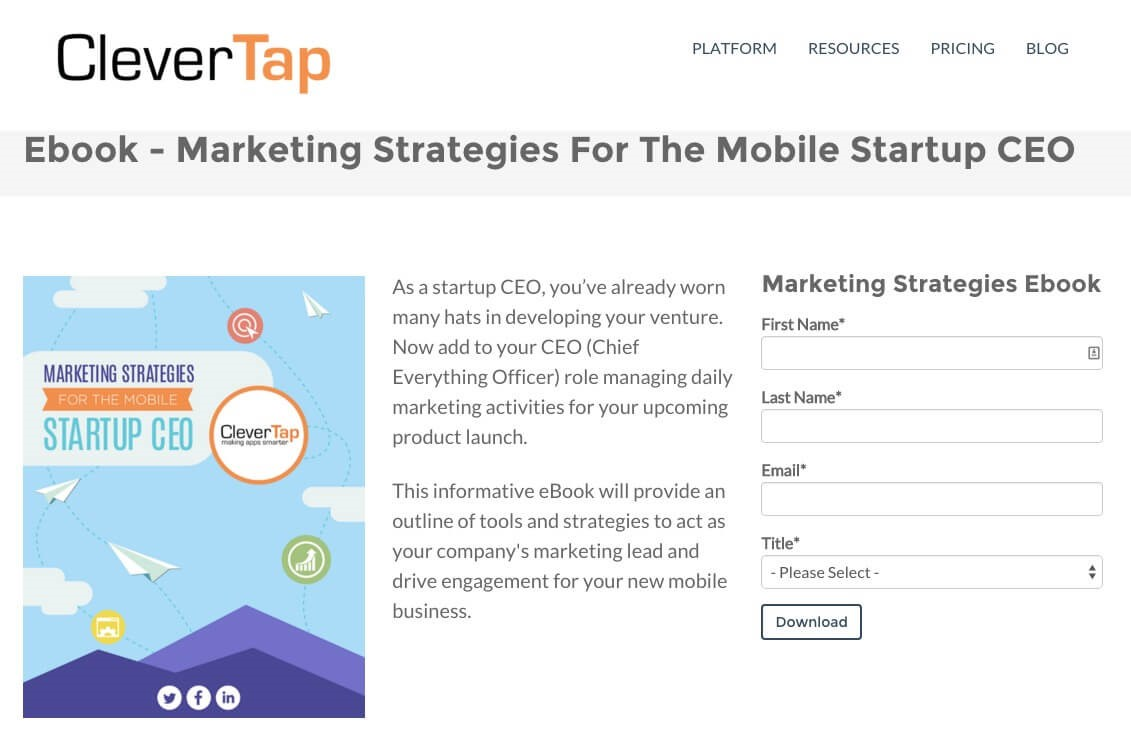 Opt-in Page Examples and Elements That Will Inspire You