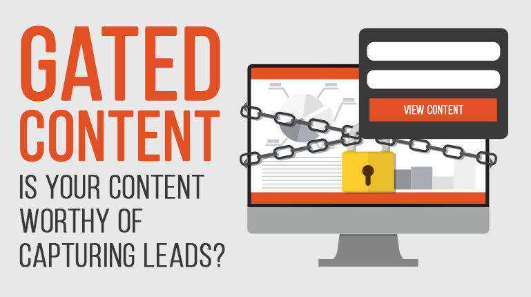 Gated Content Landing Page