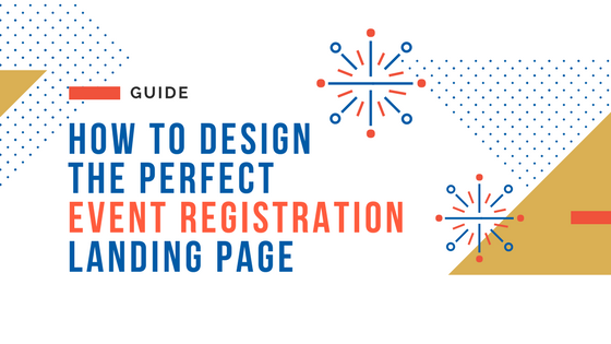 Event Registration Landing Page
