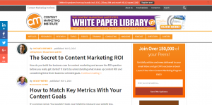 Top Marketing Blogs