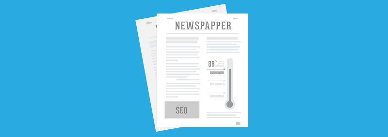 Press Release can benefit SEO