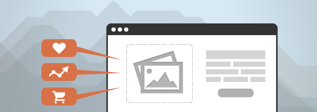Images increase conversions