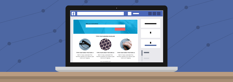 Why you Should use Facebook Landing Pages