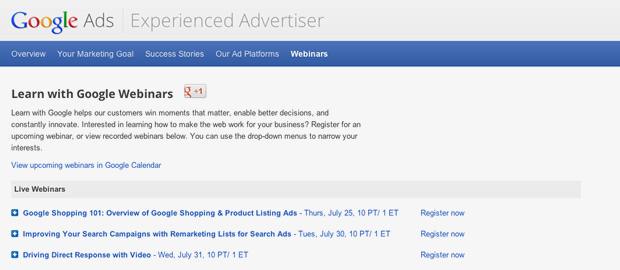 Simple Steps To Profit With Google AdWords, Log My Calls - Thursday, August 1, 12 PM ET