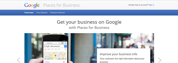 SEM Guide: Google Places for Business