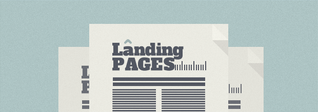 Landing Pages Measuring: Conversion Rate