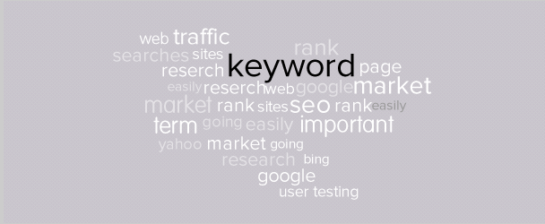 Both SEO and SEM use keywords to drive traffic to a webpage