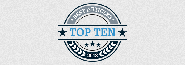 Top 10 Best Articles on Lander in 2013