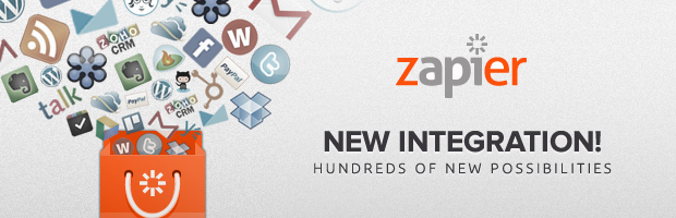 Connect Lander with 234 apps thanks to Zapier