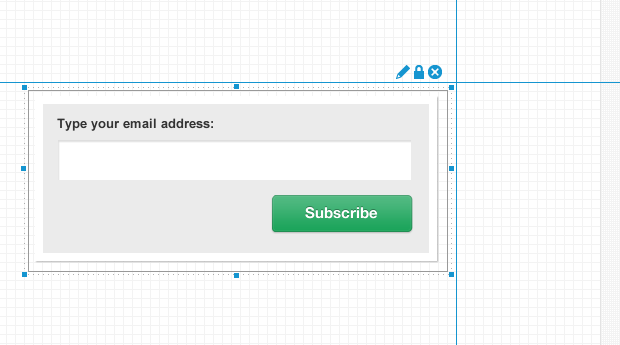 Create a Form for your landing page
