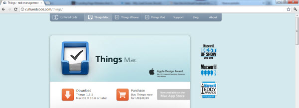 Things Mac