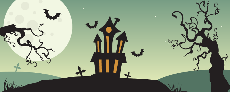 6 Landing Page Tricks and Treats for Halloween